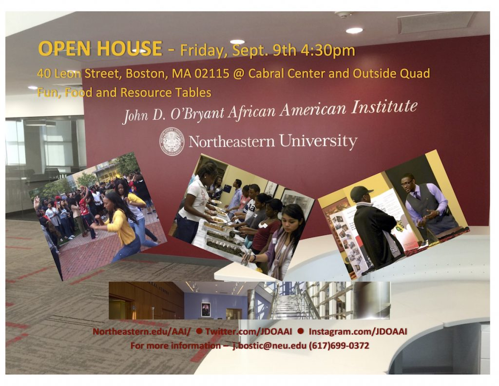 2016 Open House Flyer (Small)