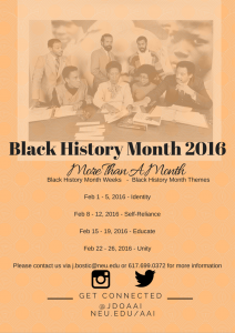 BHM 2016 Main FLyer