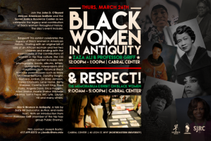 BlackWomenInAntiquity