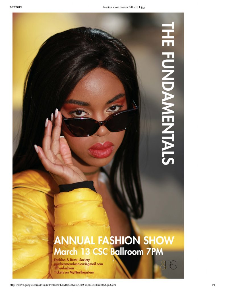 Fashion Show Posters Full Size 1