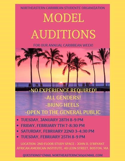 Cso Auditions 2