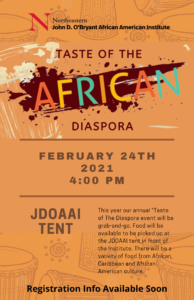 Taste Of Diaspora