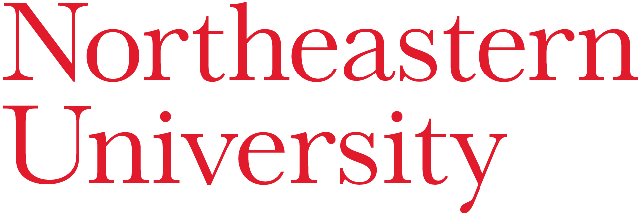 Image result for northeastern university logo