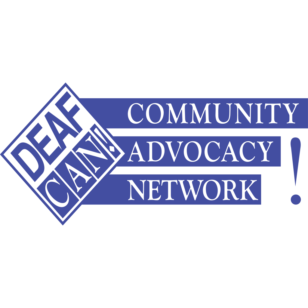 Deaf CAN! Community Advocacy Network