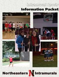 Click to download the Intramural Information Packet