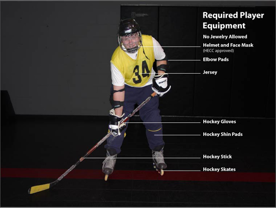 Roller Hockey Rules - Campus Recreation
