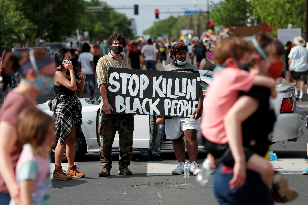 Statement of Solidarity in Support of those Fighting Racial Injustice and Police Brutality.