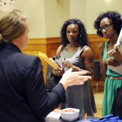 Community job fair connects neighbors to vendors