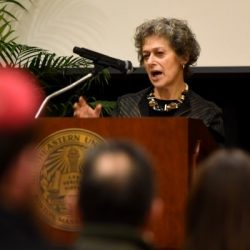 Holocaust commemoration speakers contend with suffering, survival