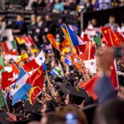 Northeastern Supports International Students and Scholars