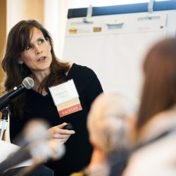 Looking Through the Glass Ceiling: Symposium Examines State of Women's Advancement