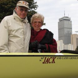 Northeastern University Mourns the Loss of Jack Grinold