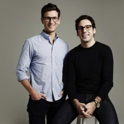 Warby Parker Co-CEOs to Deliver Northeastern's 2017 Graduate Commencement Address