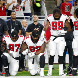 "Will NFL protests be seen as the moment ""The tide turned"" on race, social justice?"