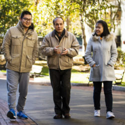 Faculty, Staff to host International Students for Thanksgiving