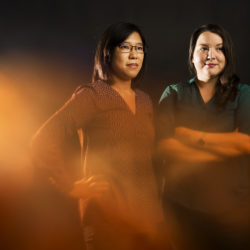 These PhD students credit female mentors for their sucess- now they're paying it forward
