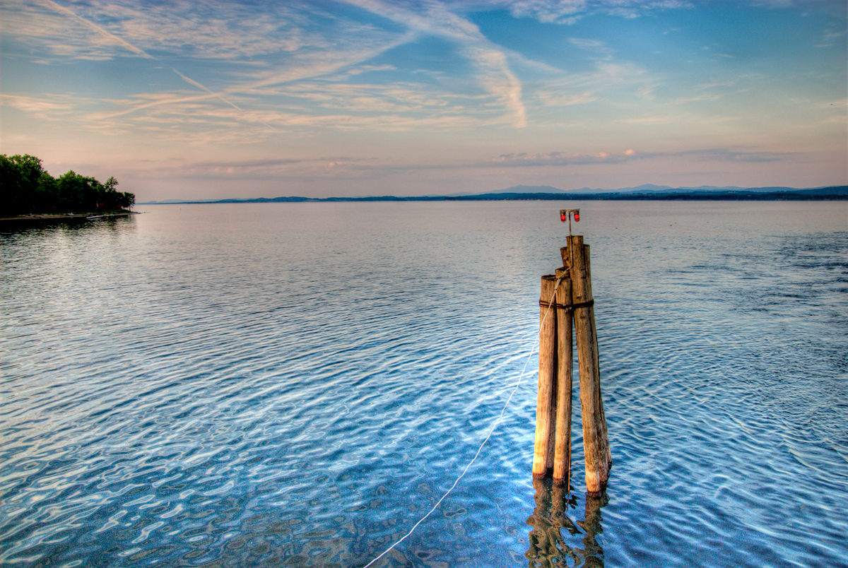 Lake Champlain. Photo: Marty Desilets, Creative Commons, some rights reserved