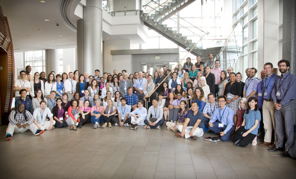 Exposome Conference Attendees