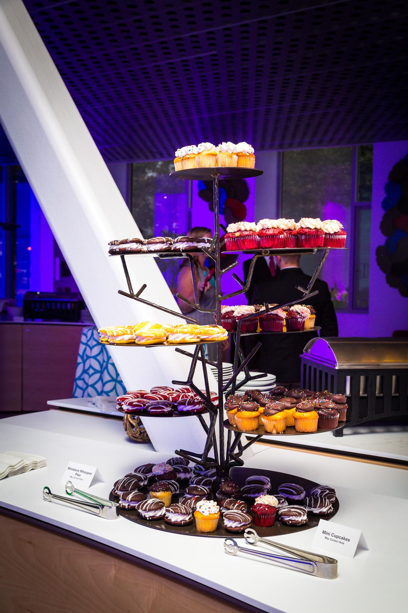 dessert-tower