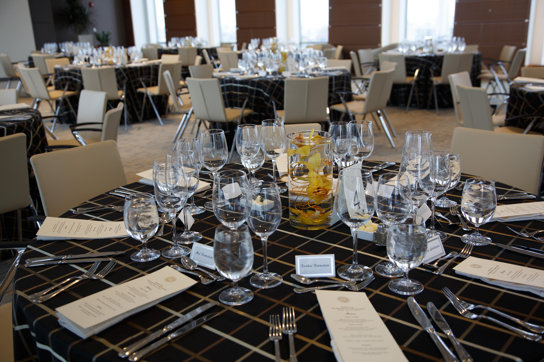 Table Empty Black