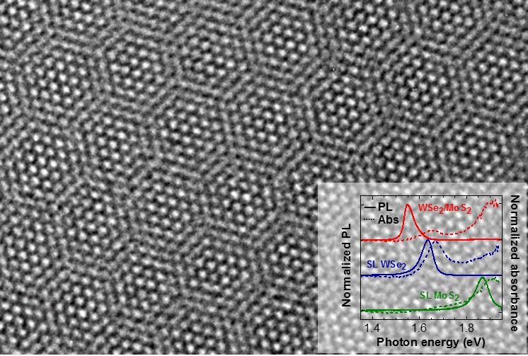 Van der Waals Semiconductor Heterostructure