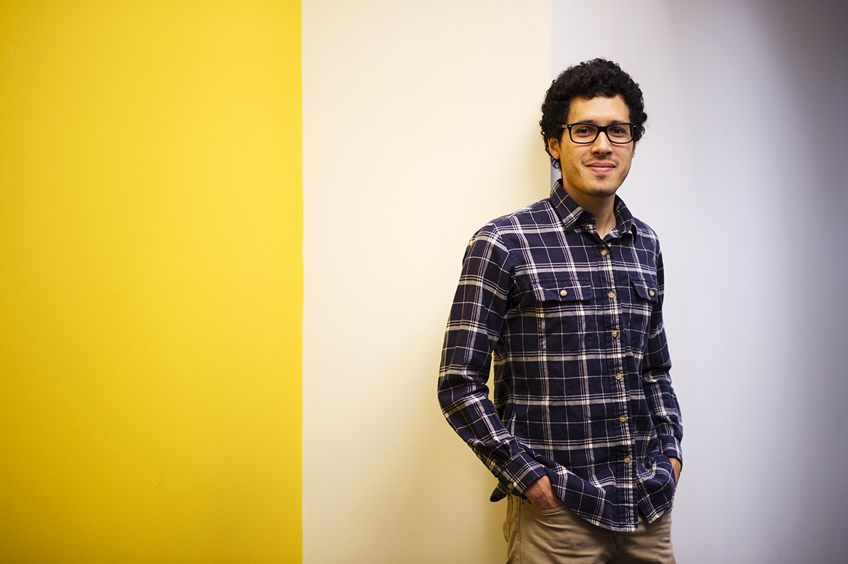 Graduate Student Receives Google News Lab Fellowship photo