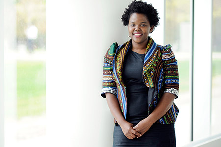 Doctoral Candidate Wins Prestigious Fellowship from Advocacy Group photo