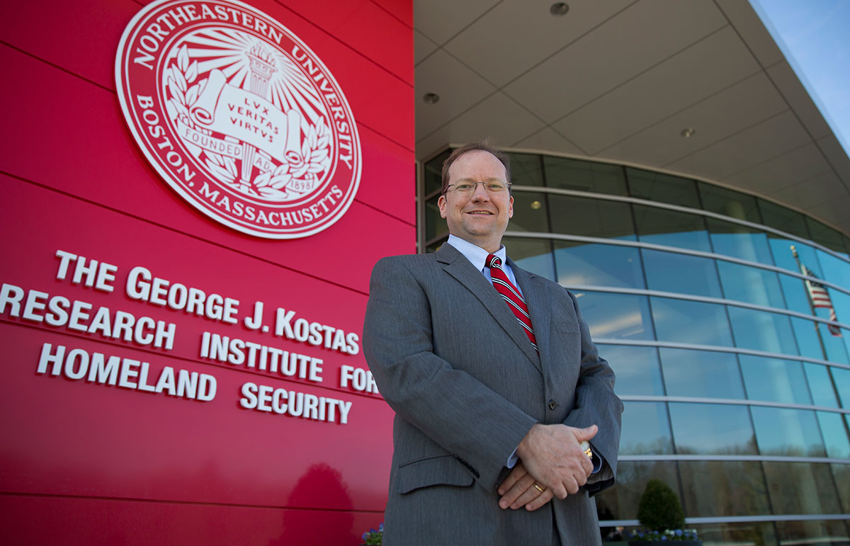 How Craig Gruber Is Helping Homeland Security Students Put Ideas Into Action