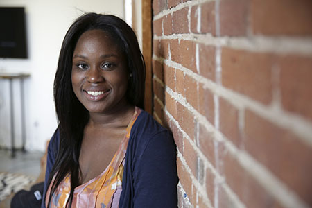 How a Master of Public Health Clarified One Alumna's Career Path photo