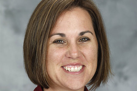 From Student-Athlete to Head Coach: One Alumna Shares Her Story