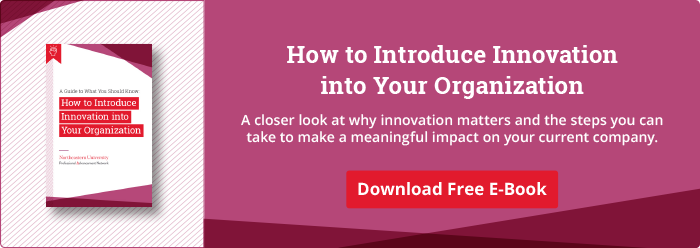 Download Our Free Guide to Introducing Innovation into Your Organization