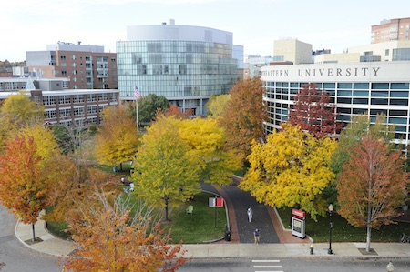 Join Us for Northeastern's Graduate Programs Fall Open House photo