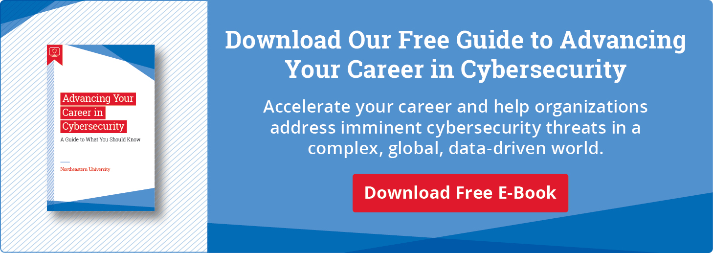 "Download Our Free Guide to Advancing Your Career in Cybersecurity"" width="