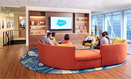 Salesforce Office