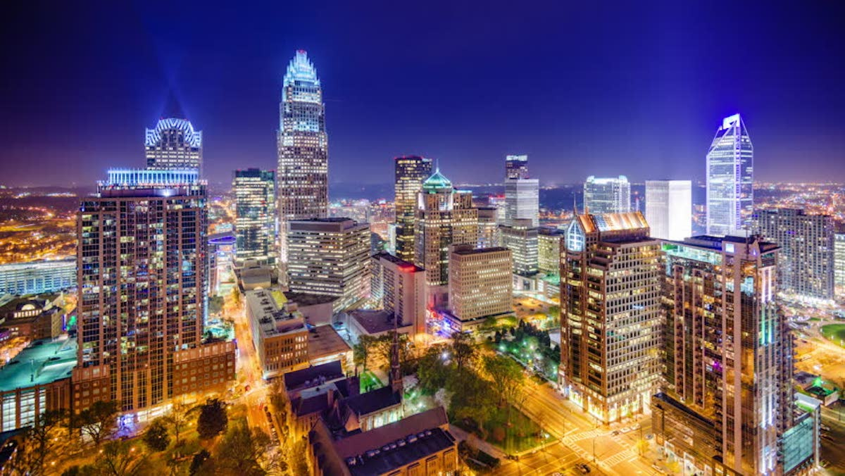 Growth Industries & High-Paying Jobs in Charlotte, NC