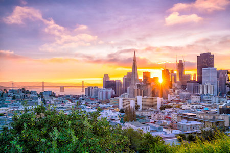 5 Top Tech Companies to Work For in the San Francisco Bay Area