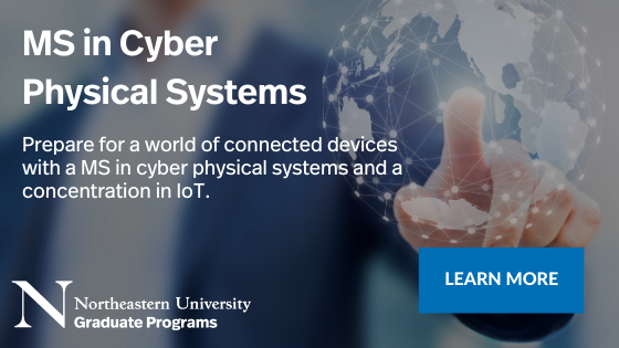 MS in Cyber Physical Systems
