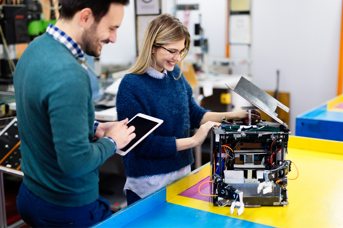 What Can I Do with an MS in Robotics: 7 Careers Defining the Industry
