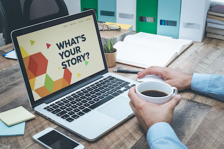 How Stories Create Experiences and Make Careers