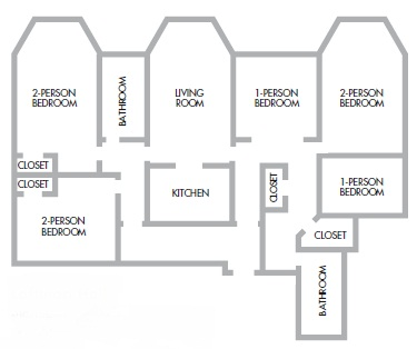 Excellent Northeastern University Housing Floor Plans