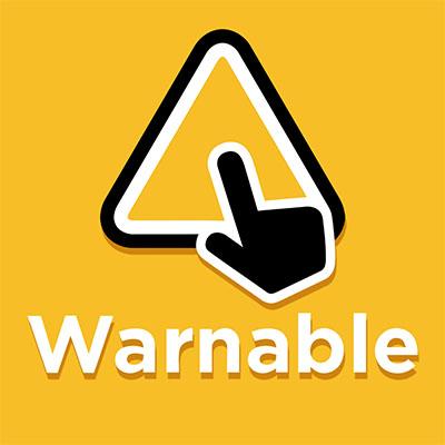 Warnable
