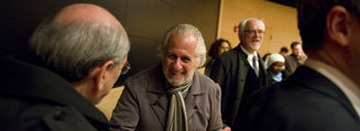 Conversations at CAMD with Richard Saul Wurman and Juan Enriquez
