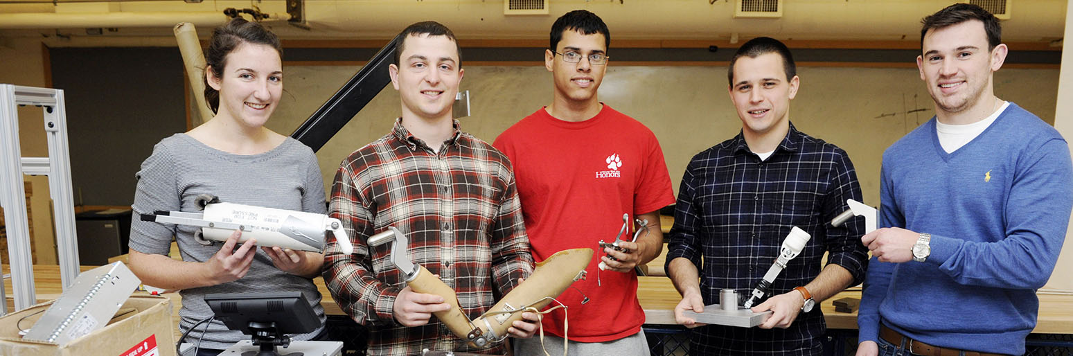 Students design 'farm arm' to help operate machinery