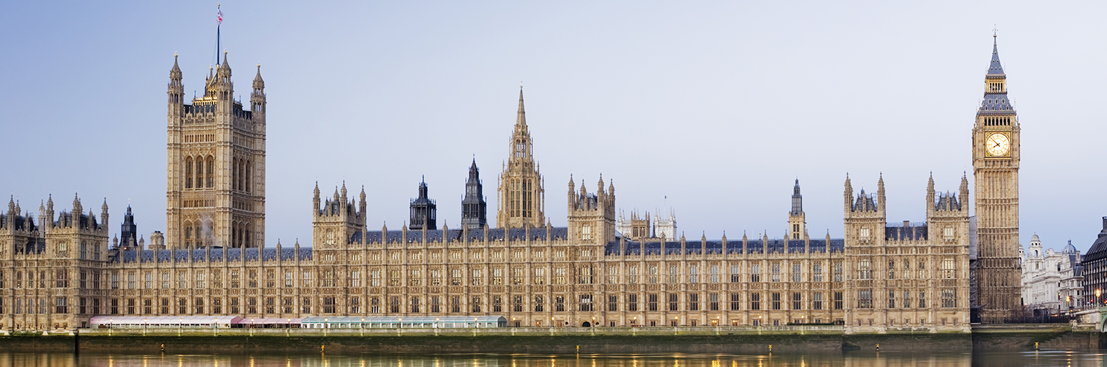 Student's research fuels debate in British Parliament