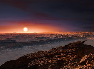 Discovery of Earth-like planet suggests 'we might not be alone'