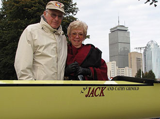 Northeastern mourns the loss of Jack Grinold