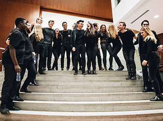 Nor'easters are international a cappella champions