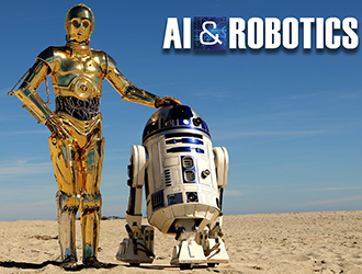 Robotics experts find inspiration from Star Wars universe