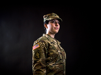 Alumna's latest mission: gather intel for military in Afghanistan