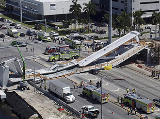 Engineering professor weighs in on tragic Florida bridge collapse